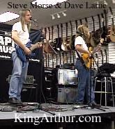 Steve Morse & Dave Larue